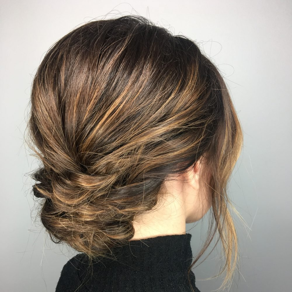 The Best 20 Super Easy Updos Anyone Can Do Trending In 2019 Pictures