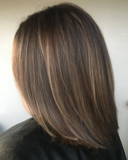 The Best 30 Cutest Long Bob Haircuts Lob Styles Of 2019 Pictures