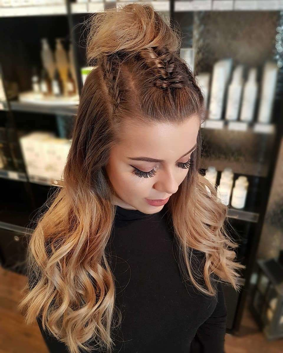 The Best 37 Cute French Braid Hairstyles For 2019 Pictures