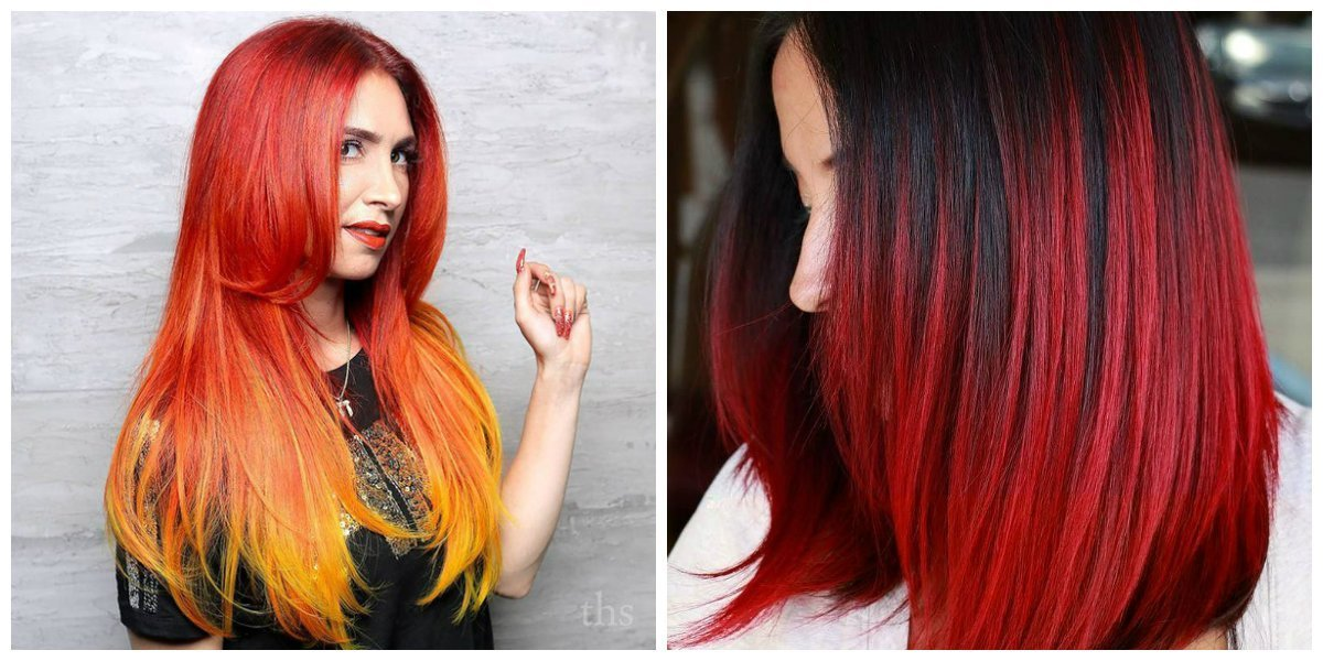 The Best Hair Color Trends 2019 Top Trendy Colors Of Hair Fashion 2019 Pictures