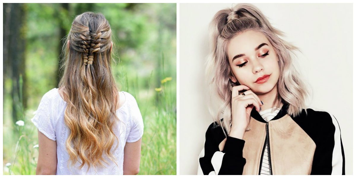The Best Hairstyle For Teenage Girl 2019 Top Teenage Girl Pictures