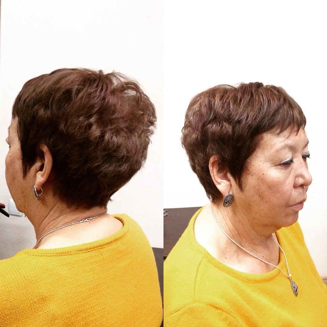 The Best 2019 Hairstyles For Women Over 50 Hairstyles For Older Women 2019 Trends Pictures