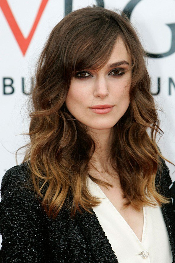 The Best Worst Hairstyles With Bangs For A Square Face Pictures