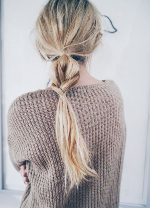 The Best 9 5 Minute Hairstyles For Long Hair Byrdie Pictures