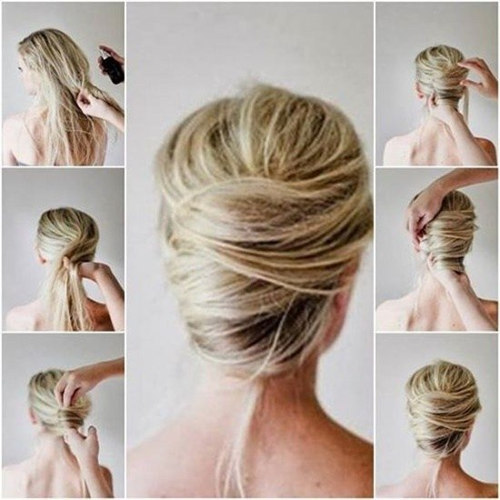 The Best Wonderful Diy Messy French Twist Hairstyle Pictures