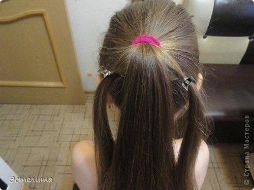 The Best Wonderful Diy Pretty Heart Ponytail Hairstyle Pictures