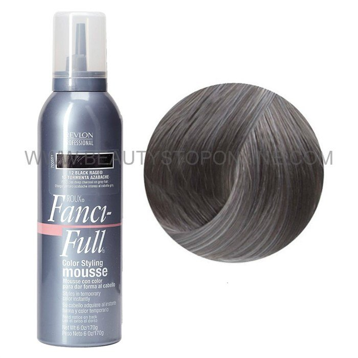 The Best Roux Fanci Full Mousse True Steel 41 Beauty Stop Online Pictures