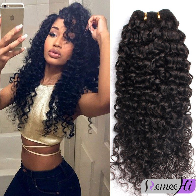 The Best Remeehi 15 Inch 32 Inch Brazilian Remy Hair Weft K*Nky Pictures