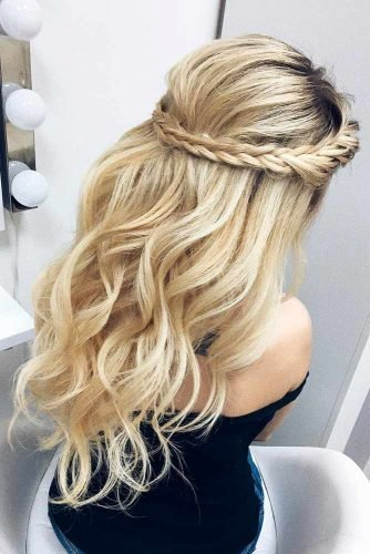 The Best 18 Stylish And Cute Homecoming Hairstyles – My Stylish Zoo Pictures