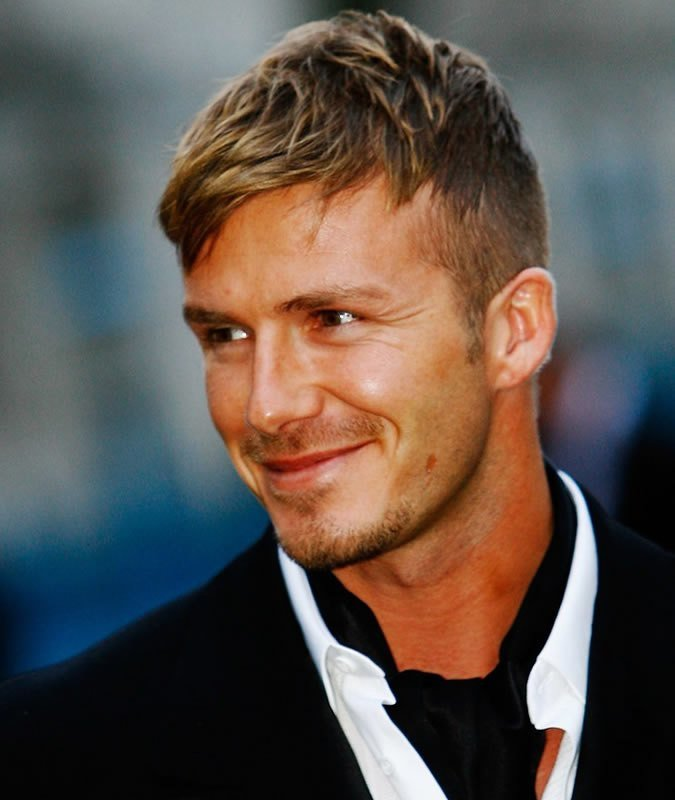 The Best David Beckham's Best Hairstyles And How To Get The Look Pictures