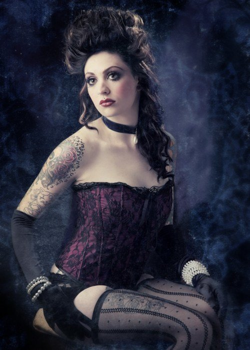 The Best Marie Antoinette Meets Moulin Rouge Kristy Bassett Pictures