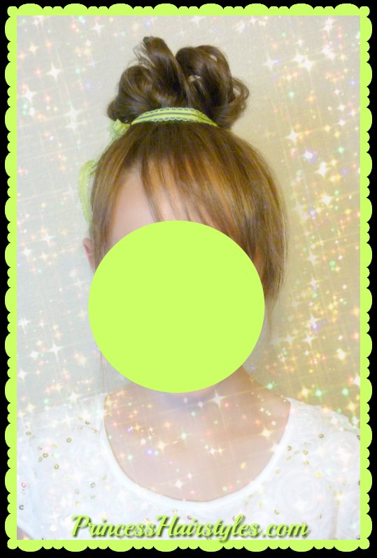 The Best Tinker Bell Hair Tutorial Hairstyles For Girls Pictures