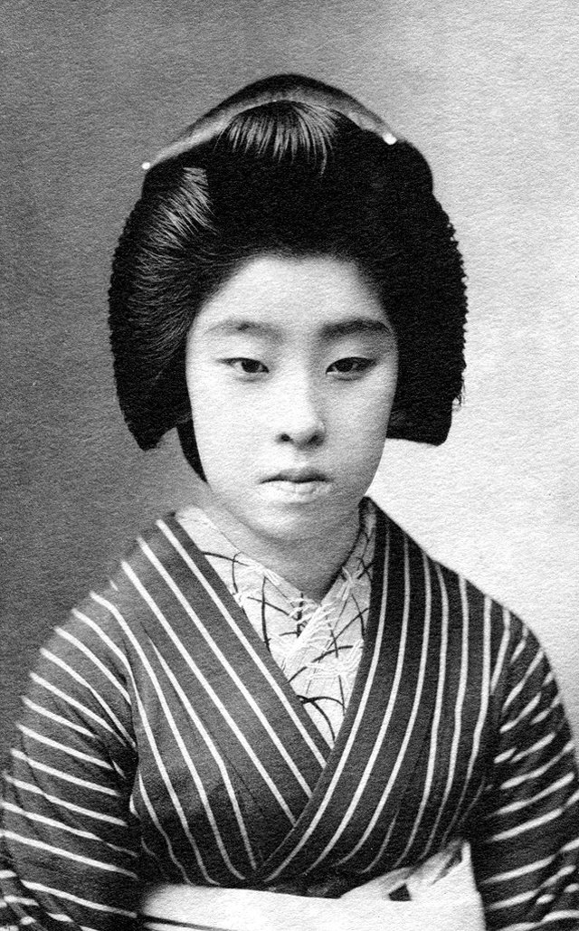 The Best Shimada Hairstyle The Lovely Traditional Hairdo Of Pictures
