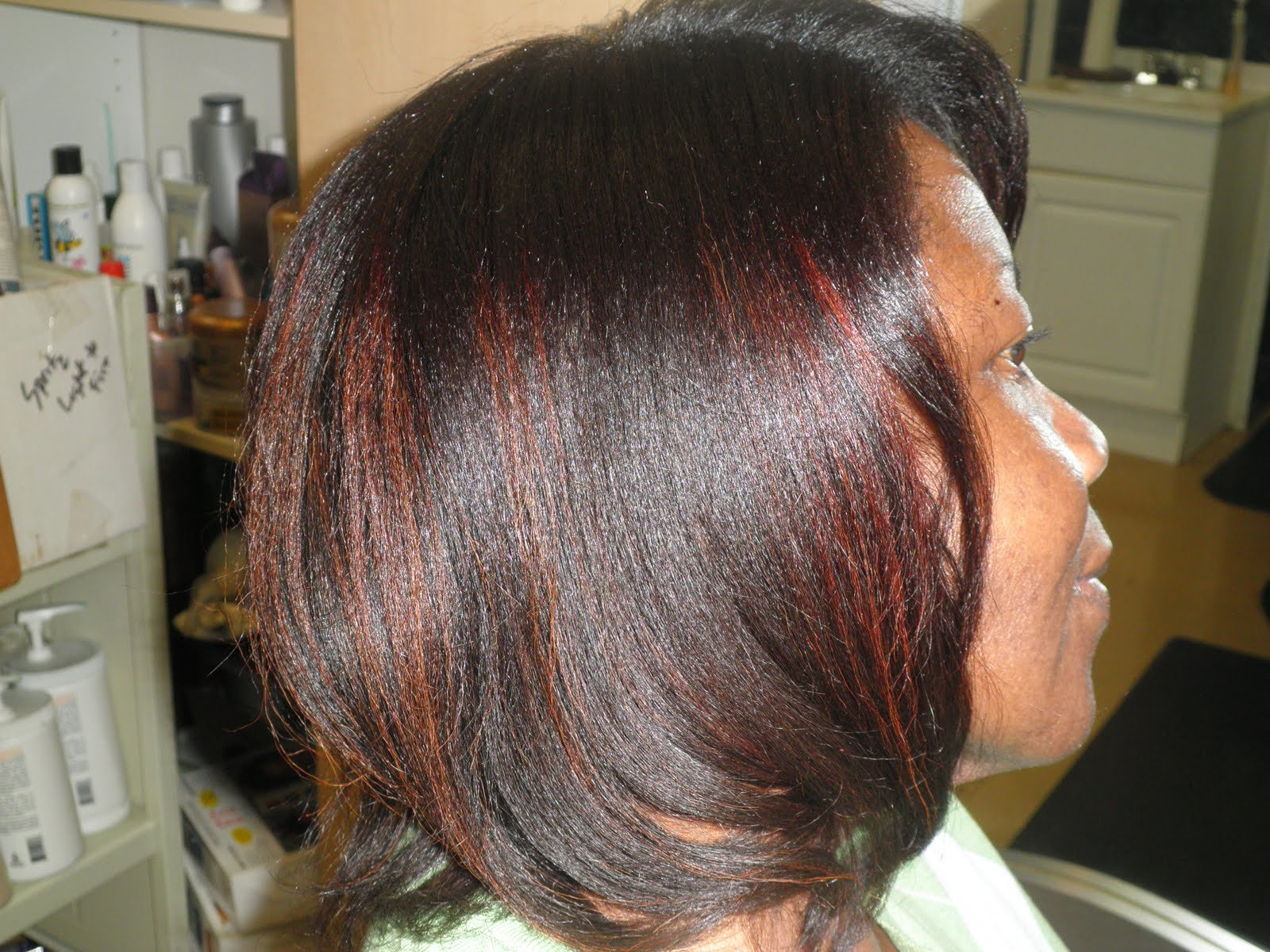 The Best Best Semi Permanent Hair Color For African American Pictures