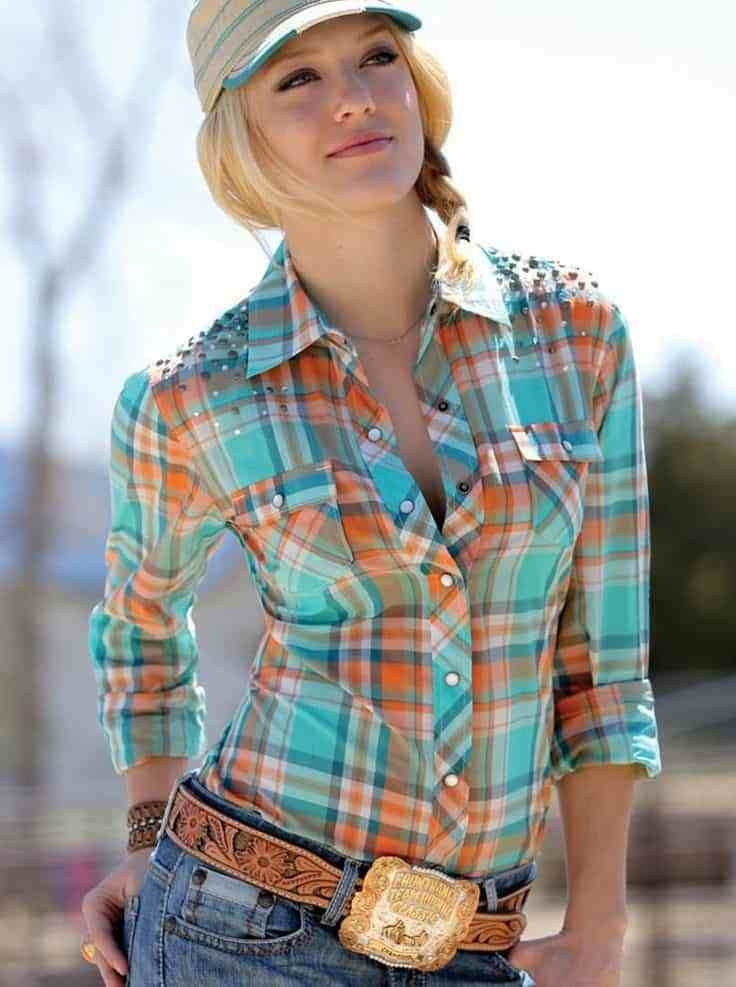 The Best Cowgirl Worthy Ways To Wear Your Hair Up Cowgirl Magazine Pictures