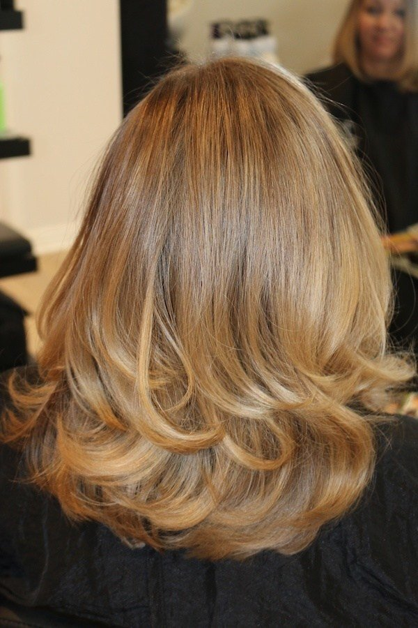 The Best Hair Color Salon Balayage Highlight Denver Do The Bang Thing Salon Pictures