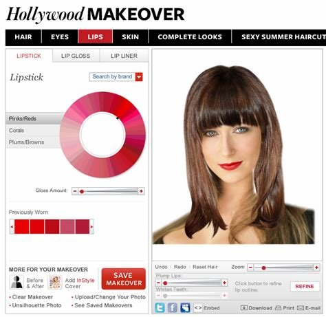 The Best Virtual Hairstyle Creator Free Hair Pictures