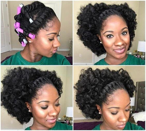 The Best 13 Trendy Transitioning Hairstyles For Short Hair The Pictures