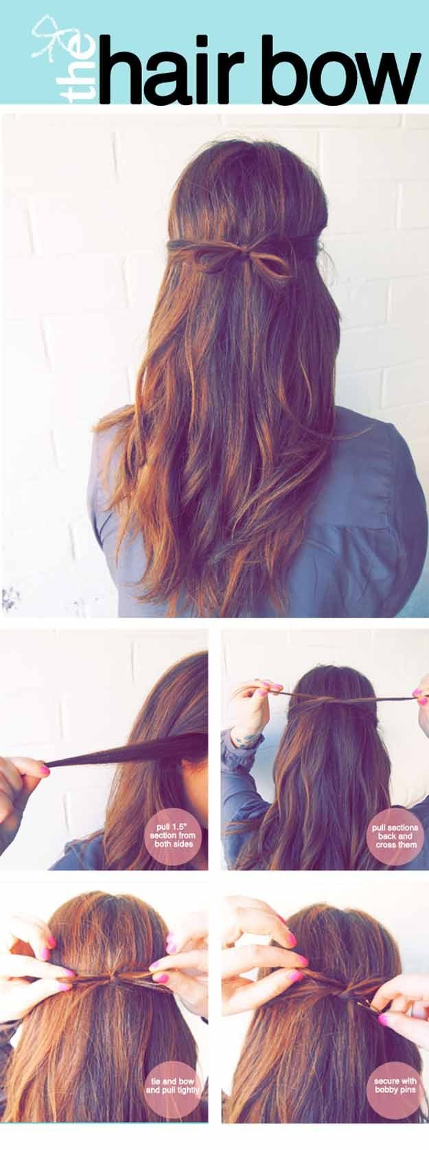 The Best 33 Quick And Easy Hairstyles For Straight Hair The Goddess Pictures