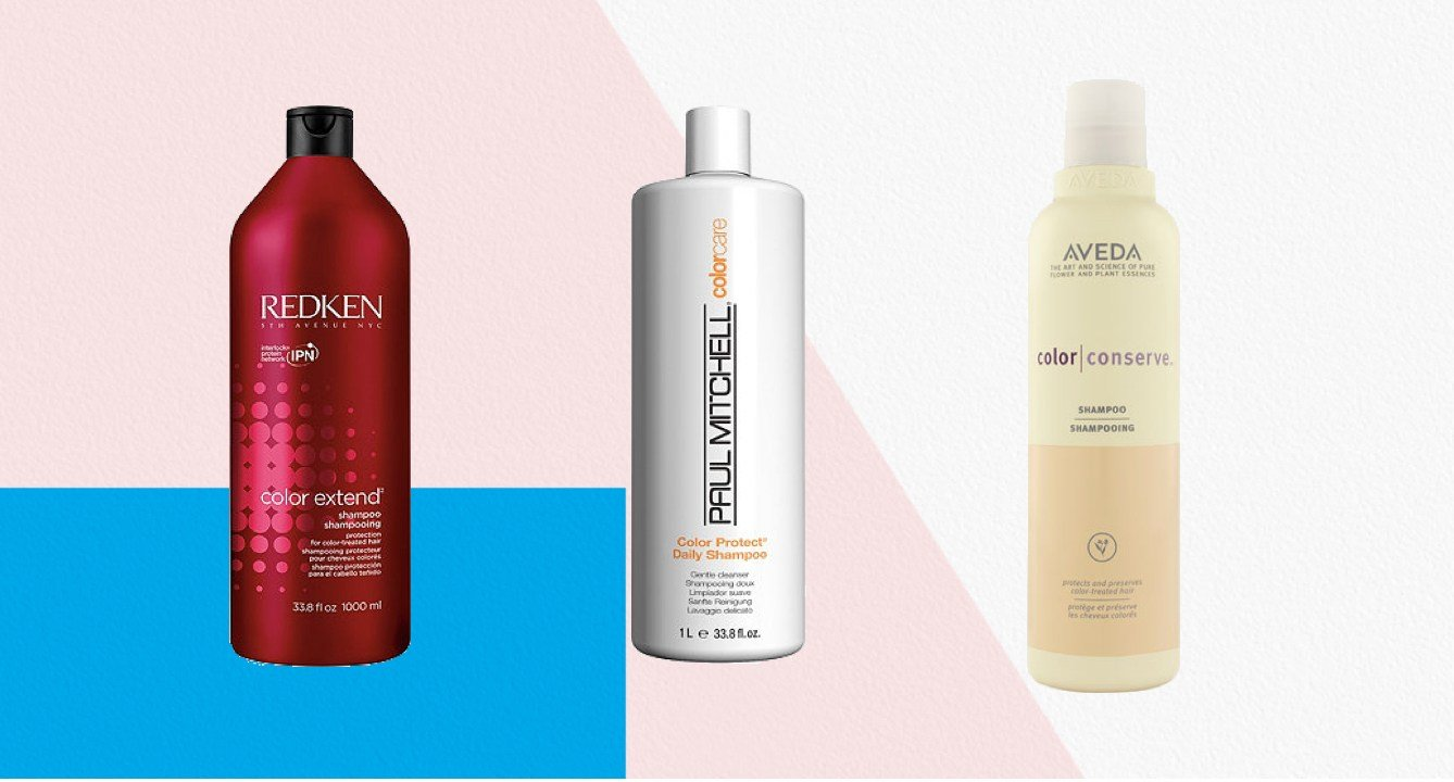 The Best Top Rated Shampoos For Color Treated Hair Pictures