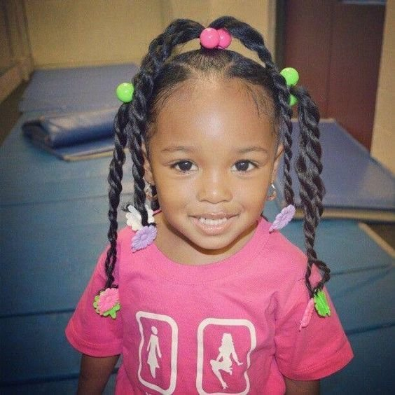 The Best Cute Hairstyles For Little Black Girls Girls Hair Guide Pictures