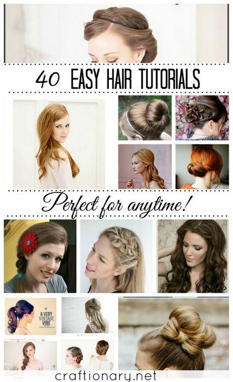 The Best 1950S Long Hairstyles Tutorial Foto Video Pictures