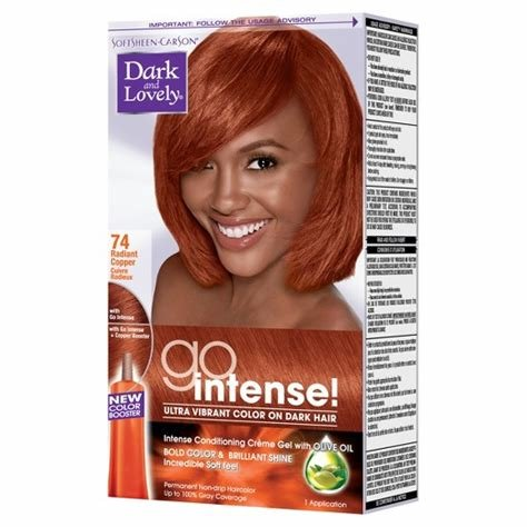 The Best Dark And Lovely® Go Intense Ultra Vibrant Permanent Hair Pictures