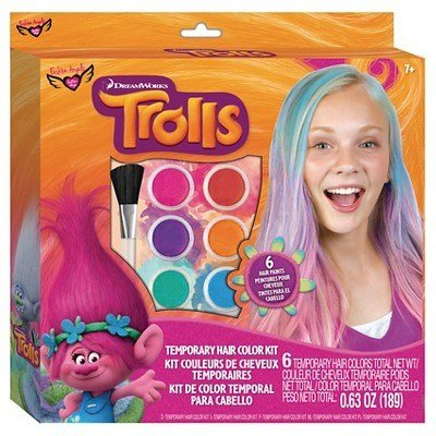 The Best Trolls Temporary Hair Color Kit Target Pictures