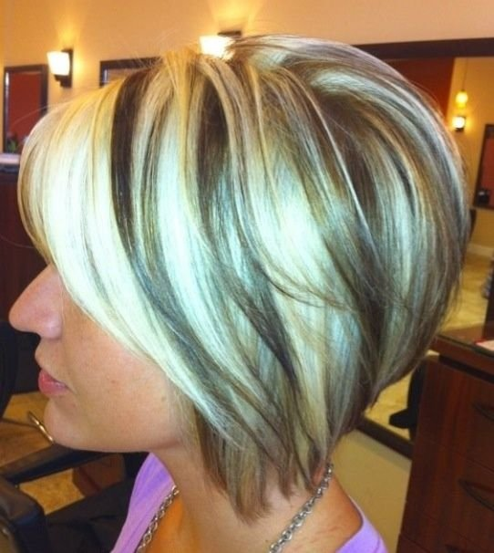 The Best Bob Haircuts With Highlights Images And Video Tutorial Pictures