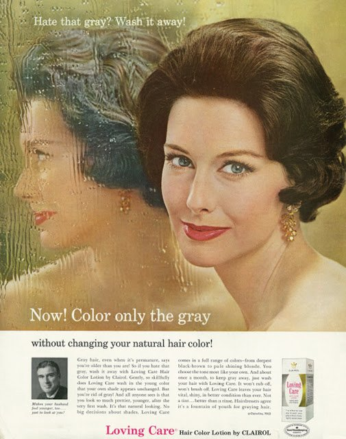 The Best H*T* That Gray Wash It Away – These 1960S Ads For Pictures