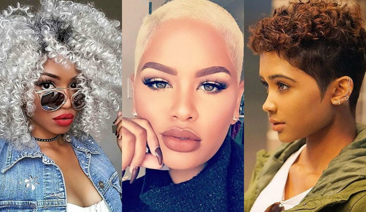 The Best Best Short Hairstyles For Black Women In 2019 Pictures