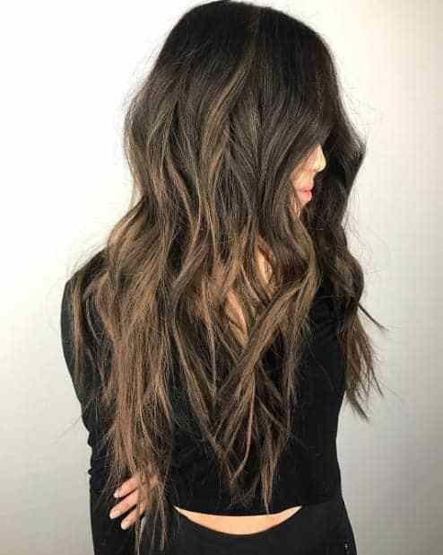 The Best 44 Trendy Long Layered Hairstyles 2019 Best Haircut For Pictures