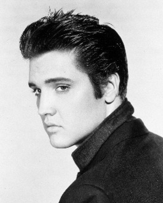 The Best Elvis Presley Hair Style Hubpages Pictures