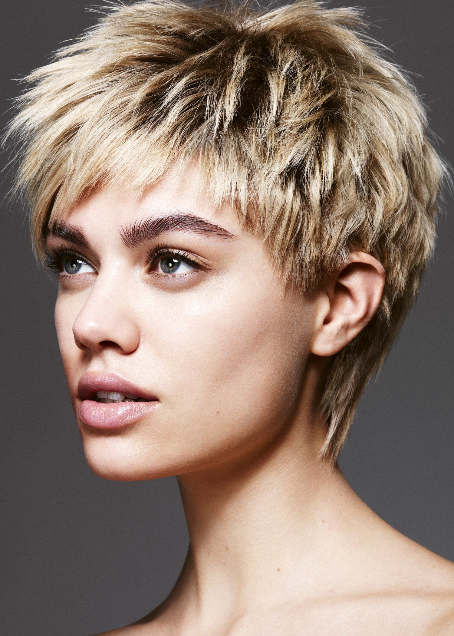 The Best Short Textured Haircuts Hairstyle For Women Man Pictures