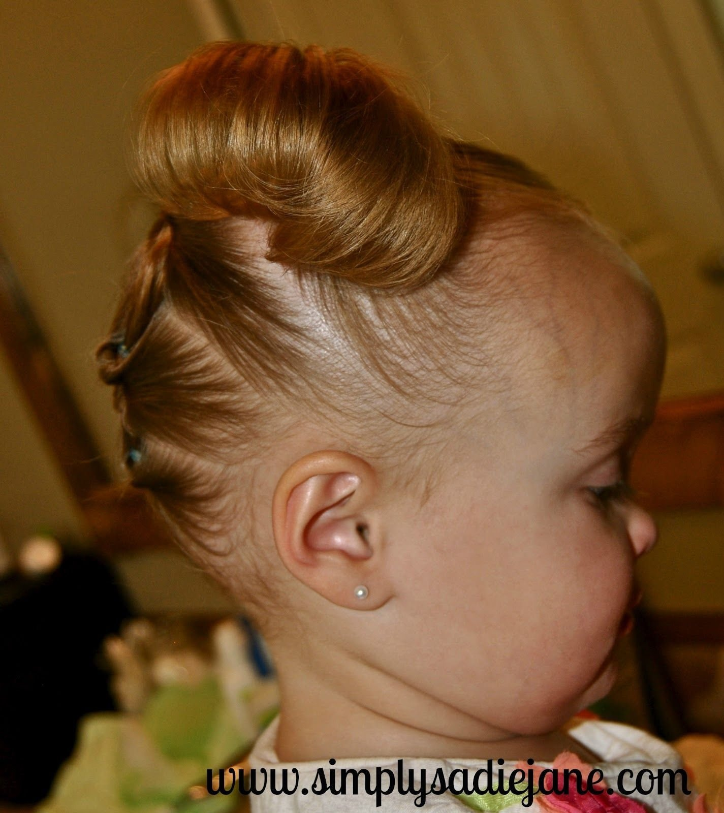 The Best 1 Year Old Baby Girl Hairstyles Hairstyle For Women Man Pictures Original 1024 x 768