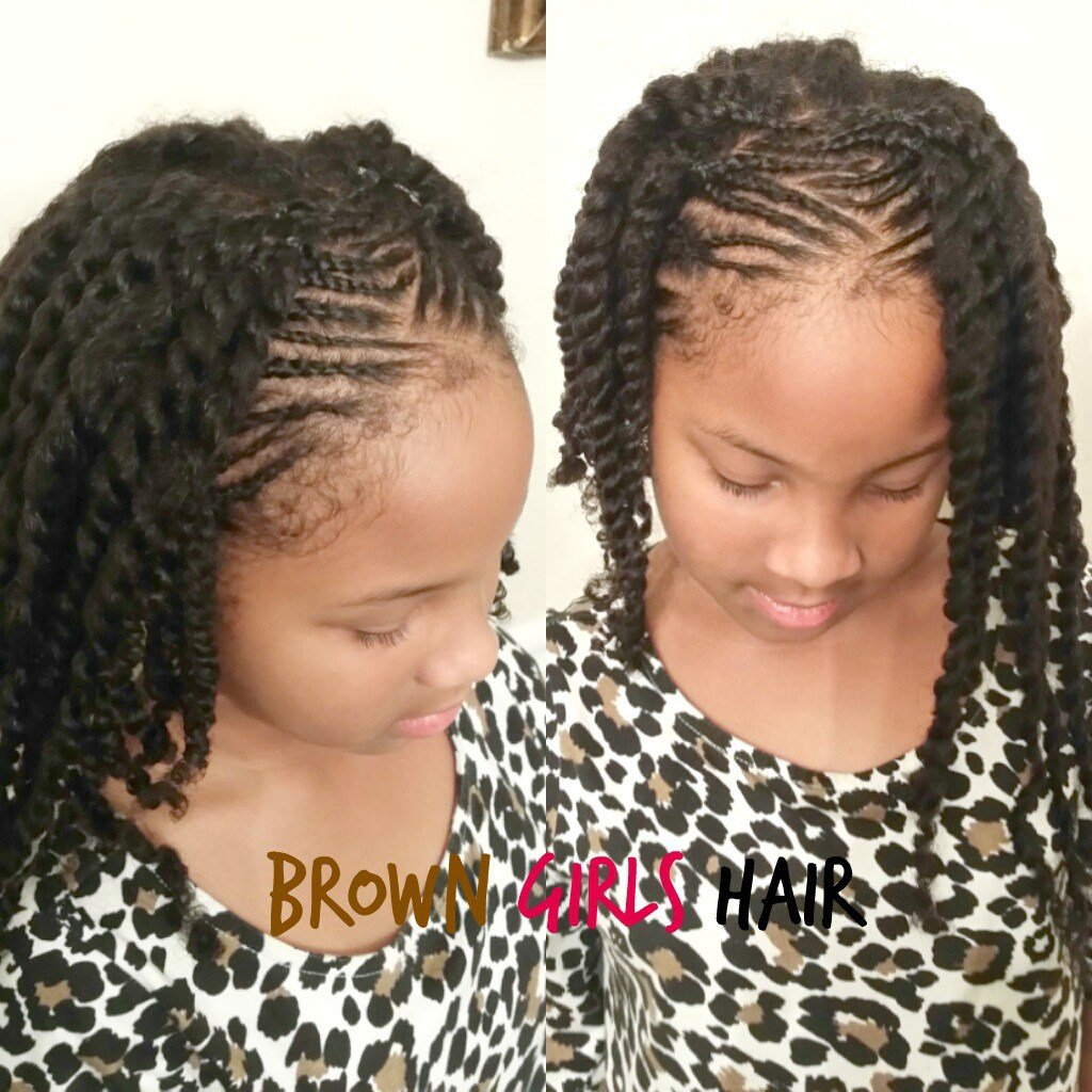 The Best Black Girl Twist Hairstyles Hairstyle For Women Man Pictures