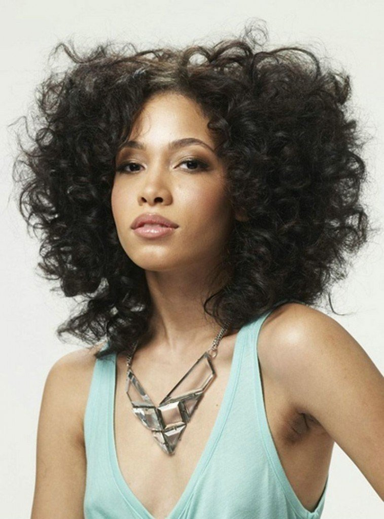 The Best Curly Hairstyles For Black Women With Weave Hairstyle For Women Man Pictures