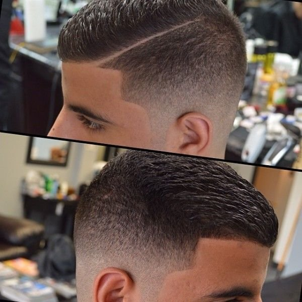 The Best Edge Up Fade Haircut Haircuts Models Ideas Pictures