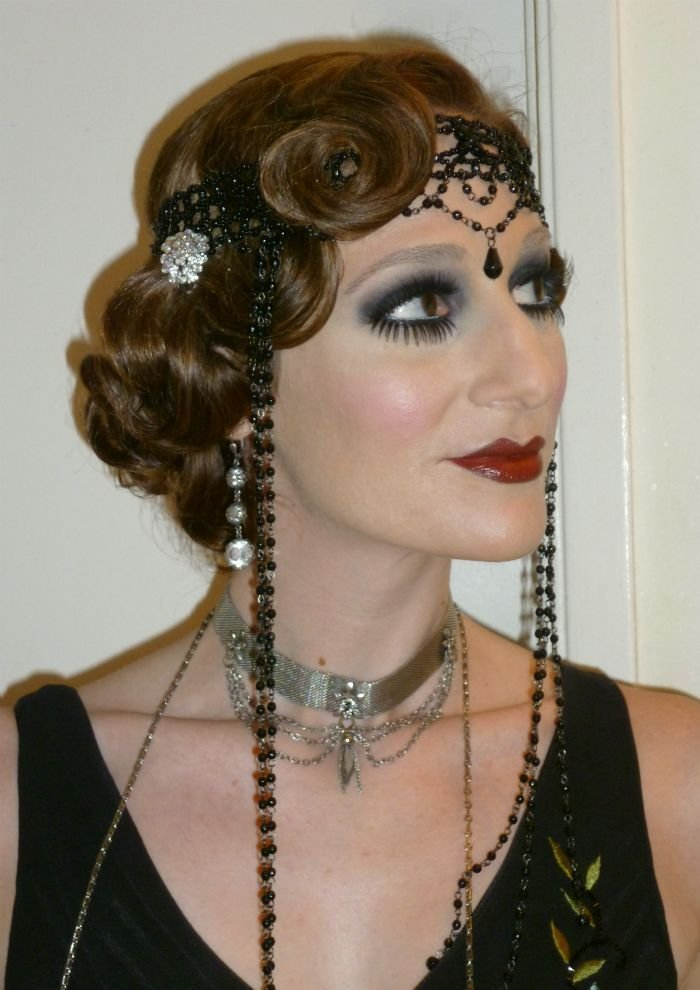 The Best Roaring 20S Hairstyles For Long Hair Pictures ...