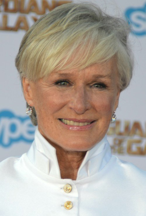 The Best Short Hairstyles For Women Over 60 With Thin Hair Pictures