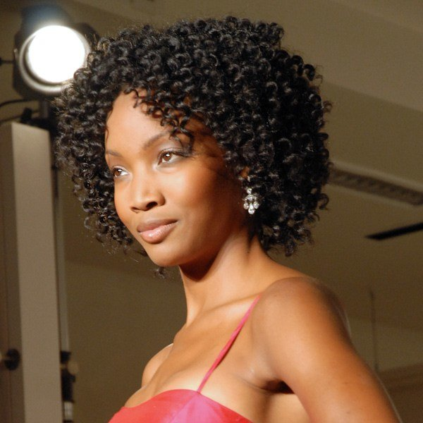 The Best Spiral Curls Black Hairstyles Hairstyle For Women Man Pictures