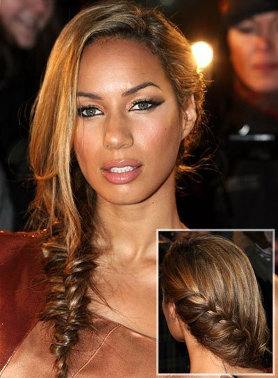 The Best Braided Movie Star Hairstyles For Prom 2012 Fashion In Pictures