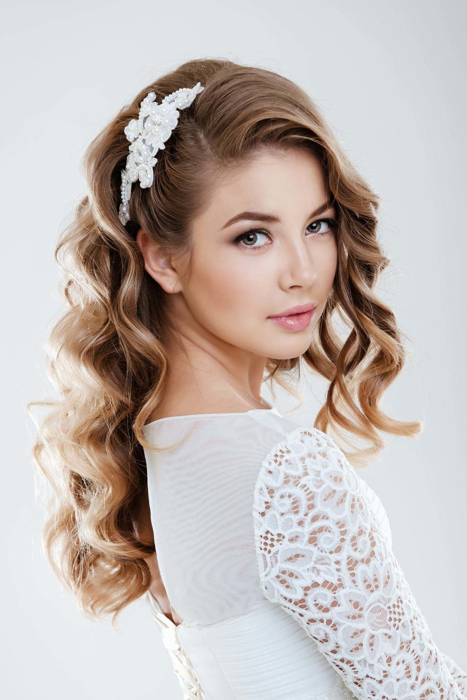The Best Choosing The Perfect Hairstyle To Match Your Wedding Dress Pictures