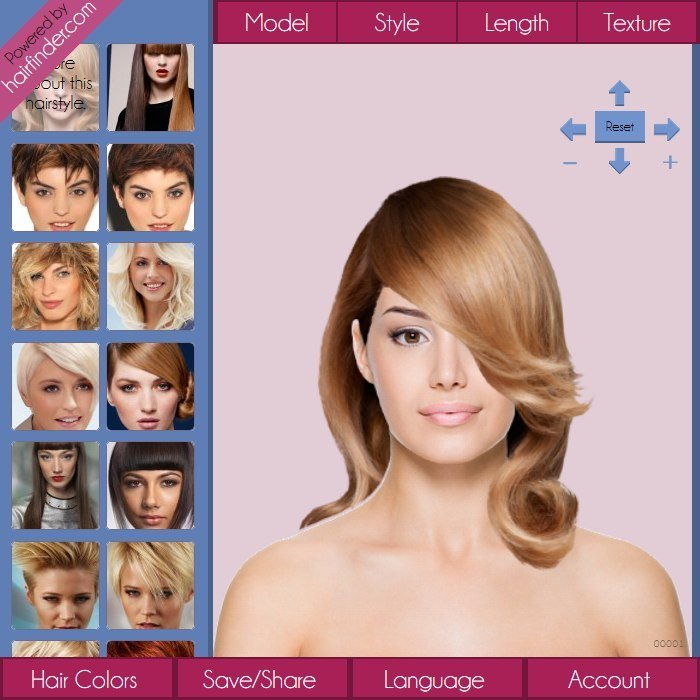 The Best Try On A Hairstyle Hair Pictures