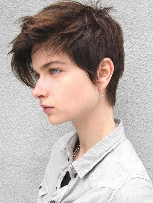 The Best Androgynous Hairstyles For Men And Women Hairstylo Pictures