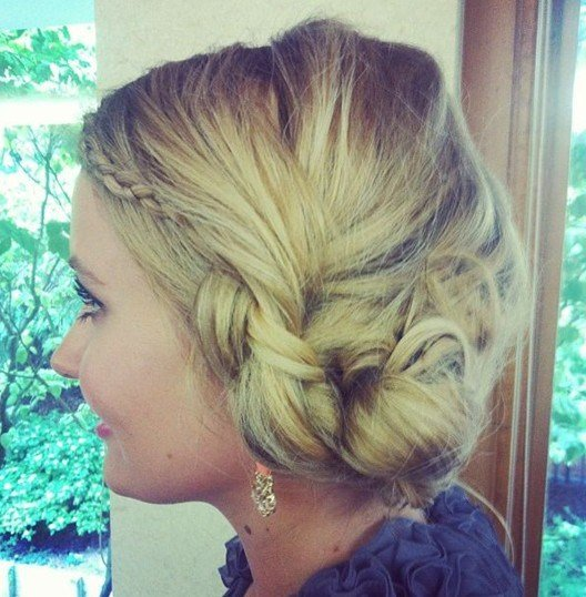 The Best Easy Casual Updo Hairstyles For Women Hairstylo Pictures