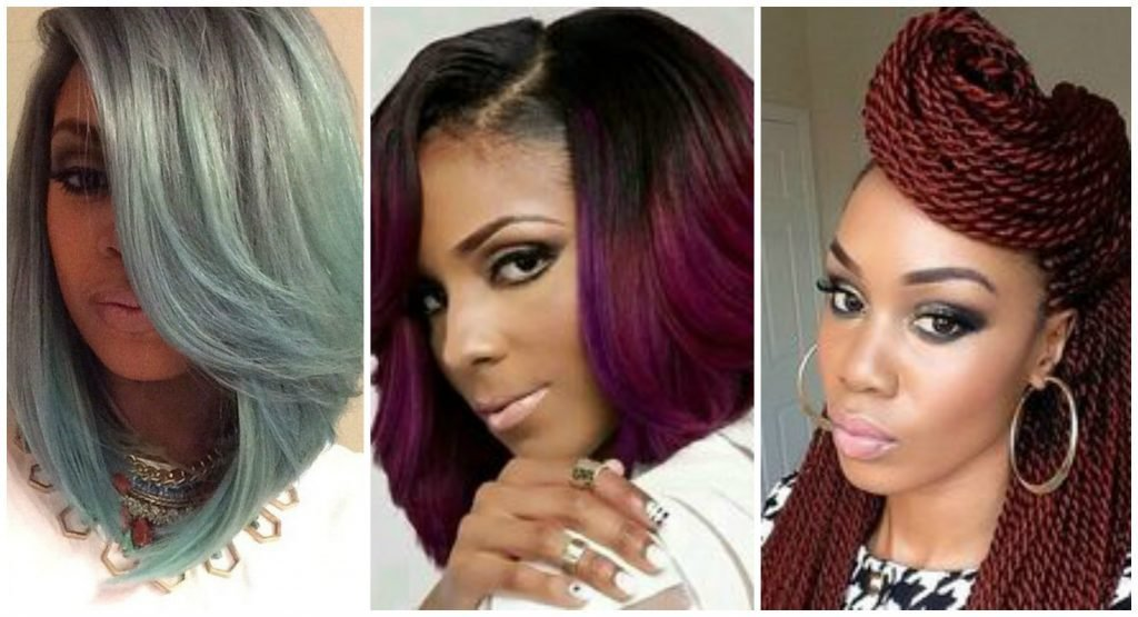 The Best Latest Hairstyles For Black Women 2019 Hairstylo Pictures