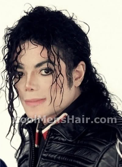 The Best Michael Jackson Hairstyles Hairstylo Pictures