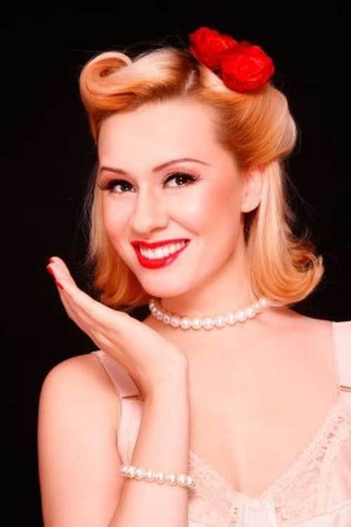 The Best 50S Hairstyles 11 Vintage Hairstyles To Look Special Pictures