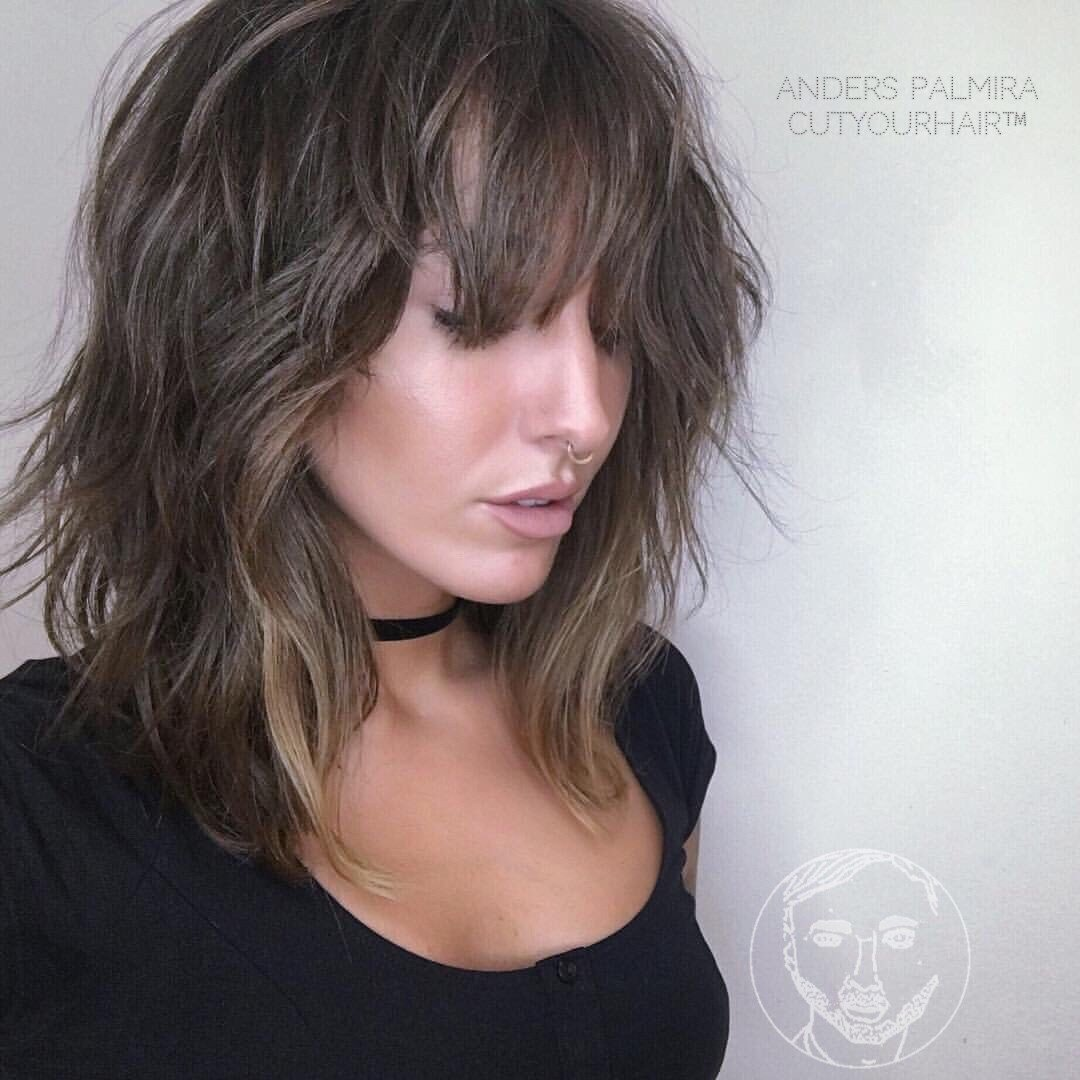 The Best 36 Stunning Hairstyles Haircuts With Bangs For Short Pictures